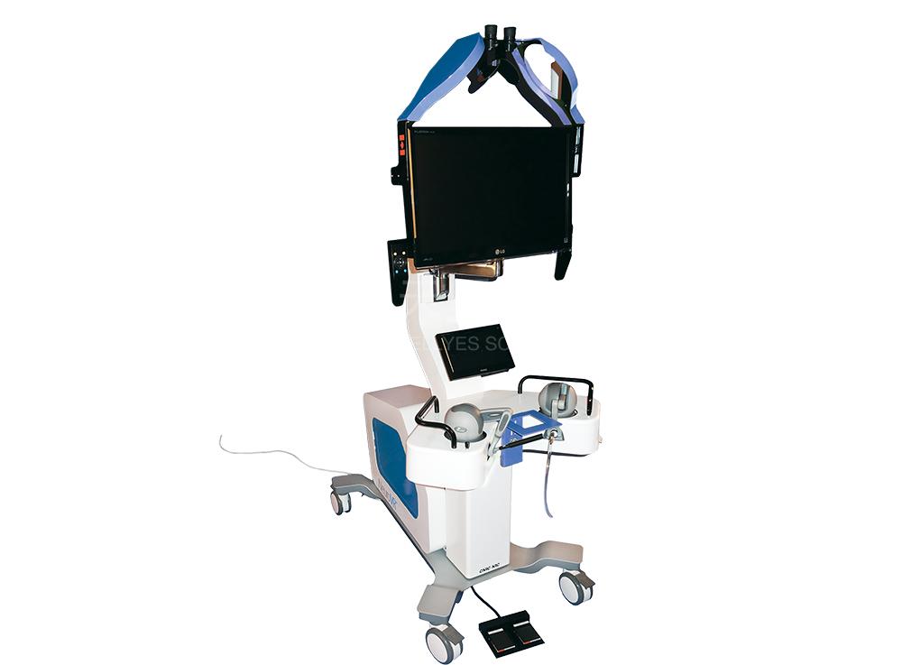 3D 神經外科綜合手術訓練系統