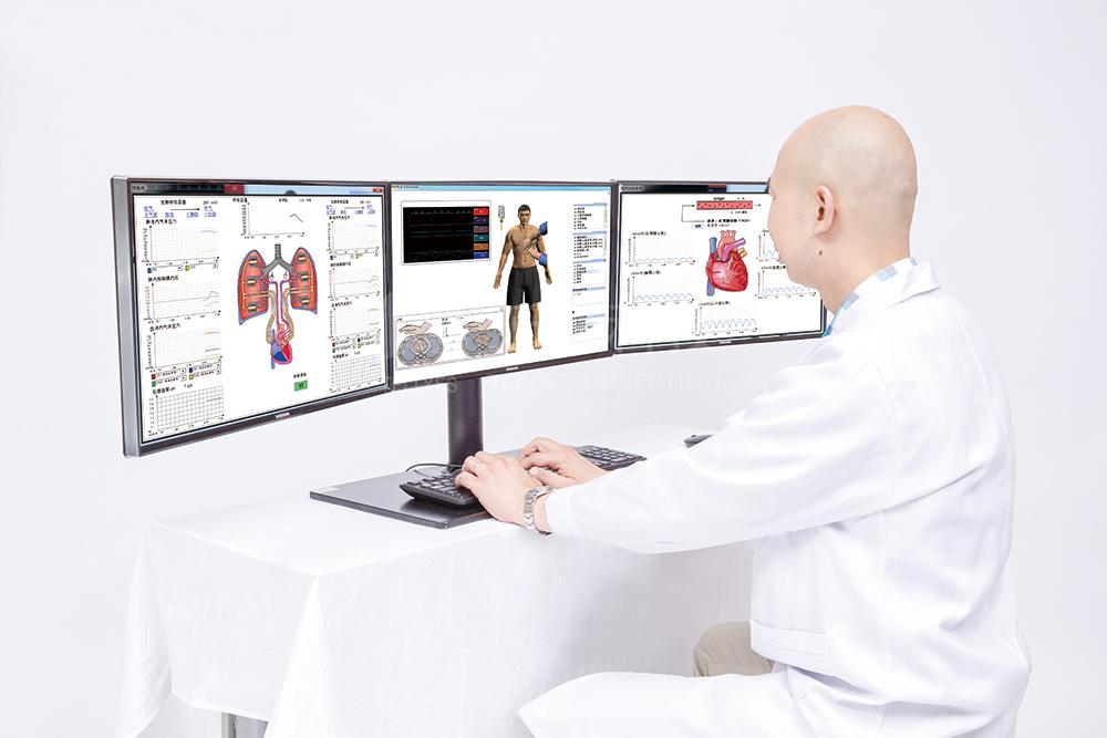生理学实时虚拟病人系统