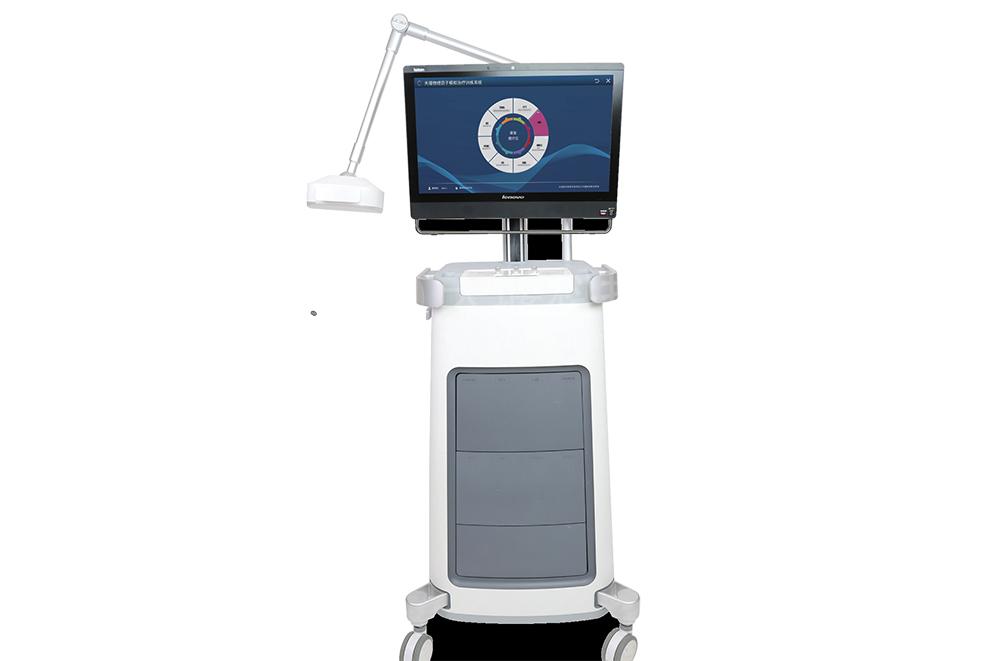物理因子模擬治療訓練系統