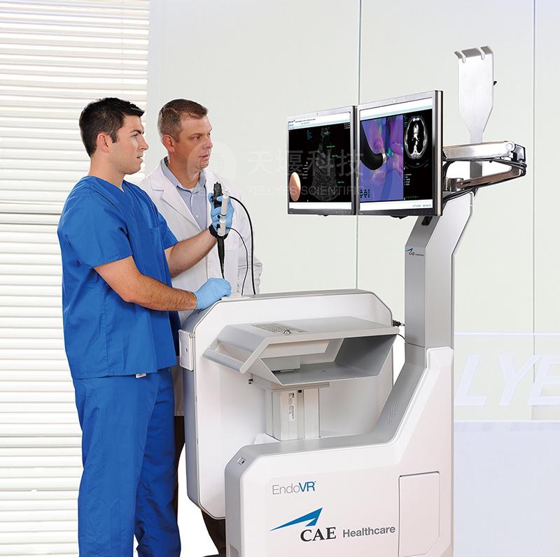 内镜虚拟训练系统