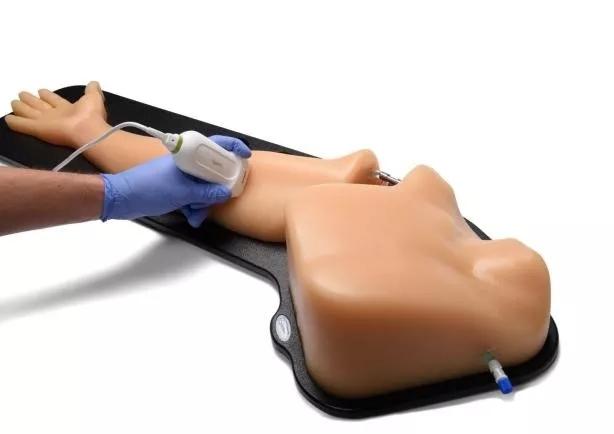 第二代PICC与动脉&静脉行血管通路超声训练器