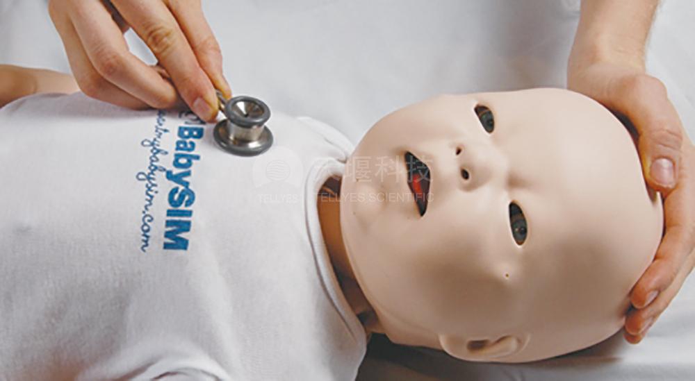 瑞恩- 高仿真综合模拟婴儿