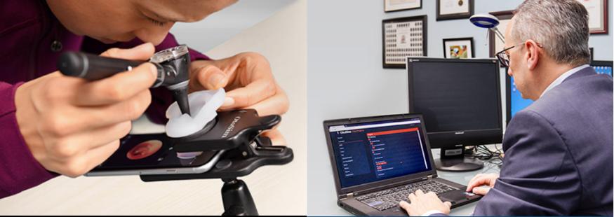 OtoSim新品-移动便携版耳镜检查训练系统